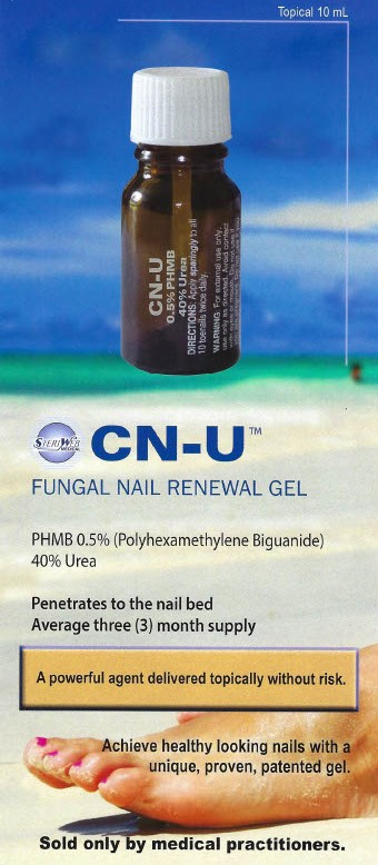Clear Nail Fungal Nail Renewal Gel